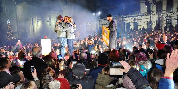 Nivelles : 30.000 personnes attirées dans le centre-ville - La DH