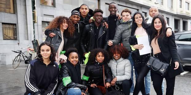 Bruxelles: Près de 200 jeunes viennent en aide aux sans-abri (VIDEO) - La DH