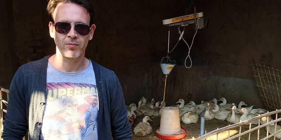Incroyable mais vrai: Michel, le Belge qui produit du foie gras... en Egypte!