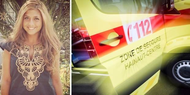 Drame à Horrues: Charlotte perd la vie dans un accident - La DH
