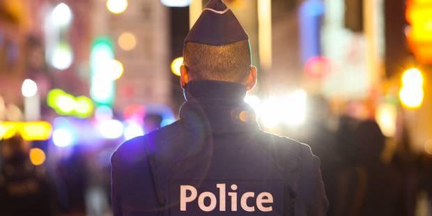 Uccle: préavis de grève activé dans la zone de police Marlow - La DH