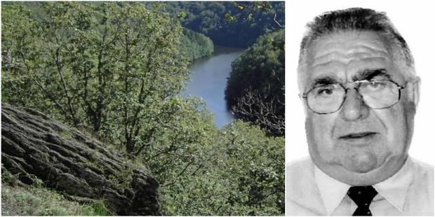 Joseph Jacqmin, retrouvé en forêt, est décédé - La DH
