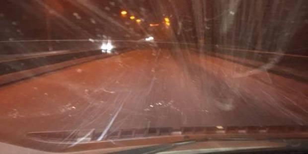 Routes: attention à la neige et au verglas - La DH