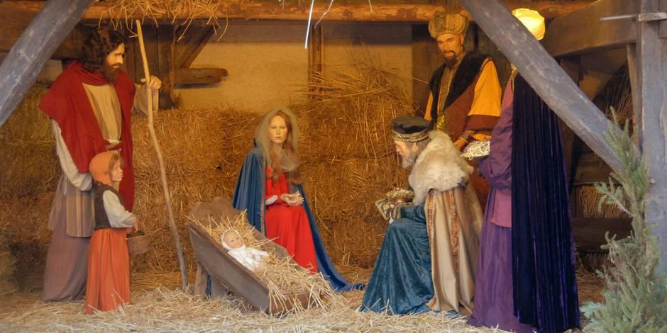 Bruxelles : Le petit Jésus de la Grand-place a été volé