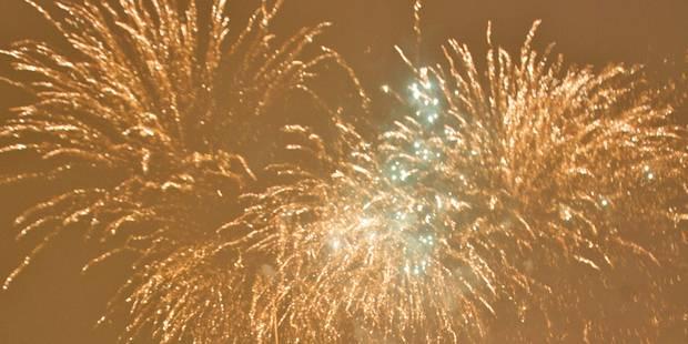 Le feu d'artifice de Binche n'est pas encore à l'abri d'une annulation - La DH