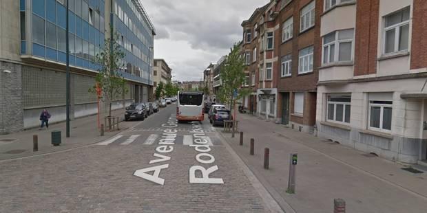Un homme poignarde son frère à Schaerbeek - La DH
