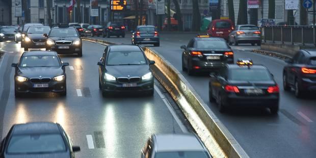 Entrée en vigueur de la zone basse émission de polluants sur toute la région bruxelloise - La DH