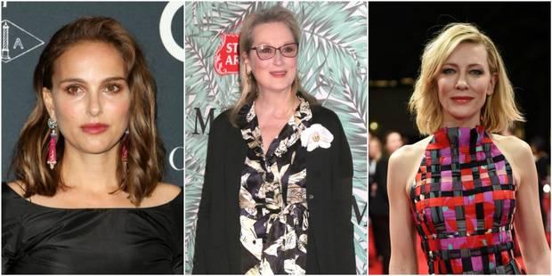 Affaire Weinstein : les femmes d'Hollywood lancent un projet anti-harcèlement sexuel - La DH