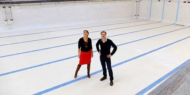 Saint-Gilles : la piscine Victor Boin rouverte - La DH
