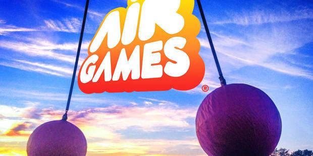 Air Games, le nouveau concept running va débarquer en Belgique - La DH