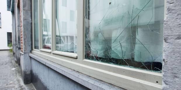 Bris de vitres, tentatives de vols : la colère d'habitants du quartier Dansaert à Bruxelles - La DH