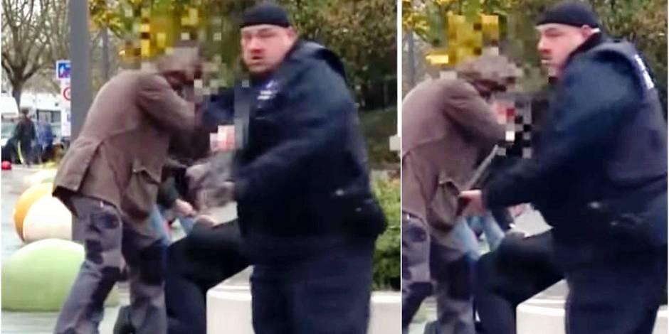 Qui est ce policier raciste, star du web? - La DH