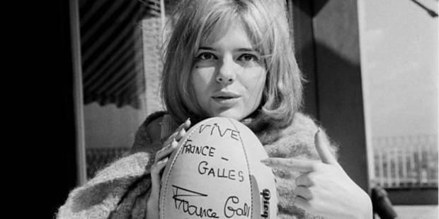 La fédération française de rugby rend hommage à France Gall avec cette célèbre blague - La DH