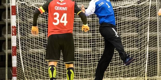 Qualifs Mondial handball: la Belgique, pourtant menée à la mi-temps, s'impose en Grèce et reste dans la course - La DH