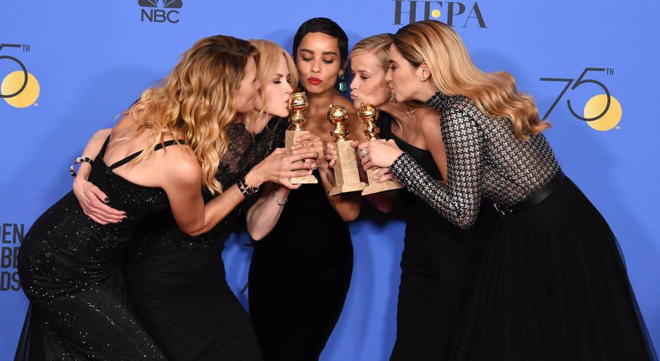Des actrices et des Golden