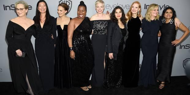 Golden Globes : le pire et le meilleur d'une soirée très particulière (PHOTOS & VIDEO) - La DH