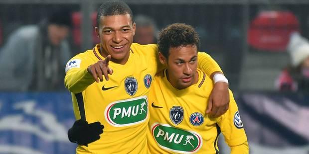 """Xavi prédit une """"ère Neymar"""" avant une """"ère Mbappé"""" - La DH"""