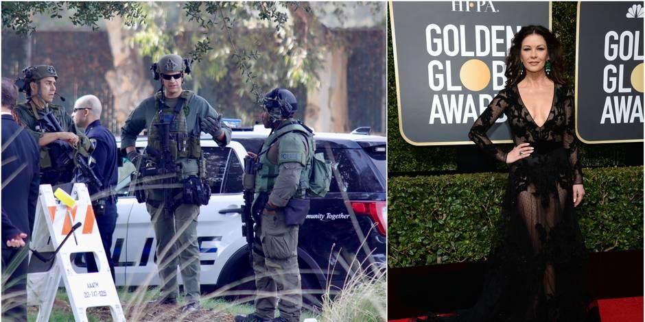 Dans les coulisses des Golden Globes: une cérémonie glam et ultra-sécurisée - La DH