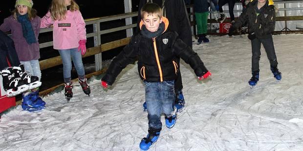 Bilan contrasté pour les patinoires de la province de Luxembourg - La DH