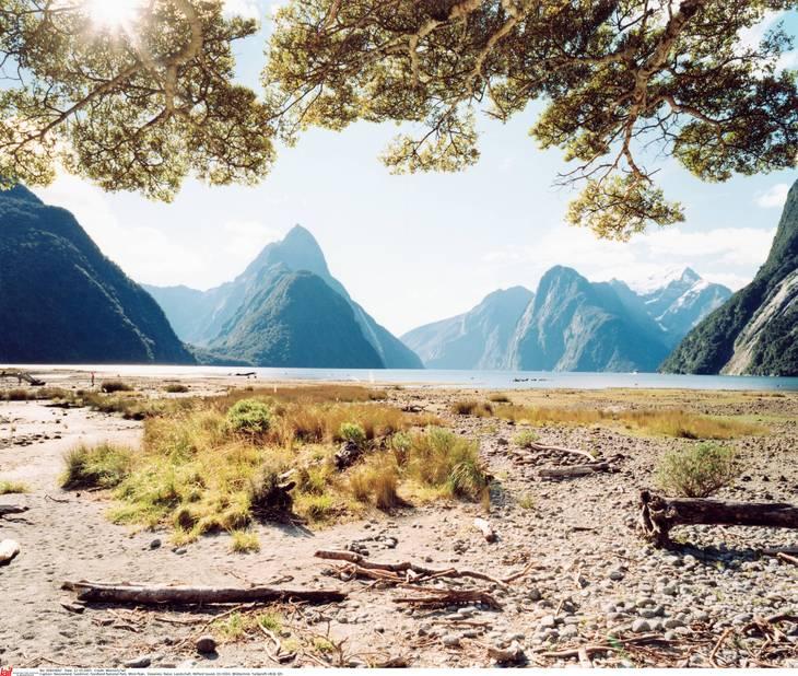 Nouvelle-Zélande. Pour ses paysages à couper le souffle et ses randonnées.