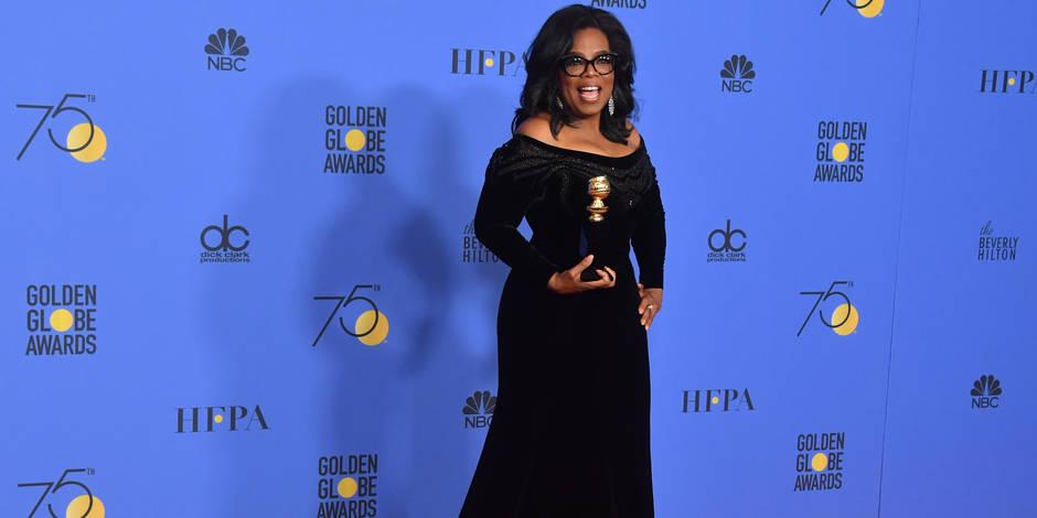 Oprah présidente ? Hollywood et ses fans veulent y croire