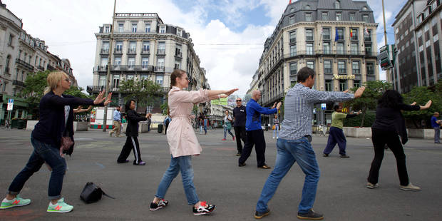 Bruxelles: La criminalité a baissé depuis la création du piétonnier - La DH