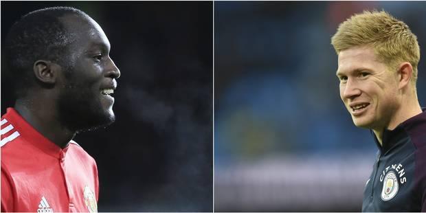 De Bruyne et Romelu Lukaku dans la liste des dix joueurs les plus chers: Combien valent-ils? - La DH
