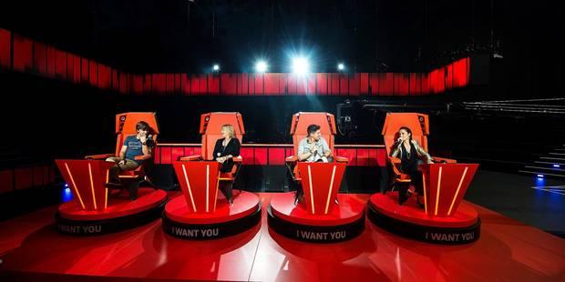 The Voice Belgique: Voici les quatre talents bruxellois en lice - La DH