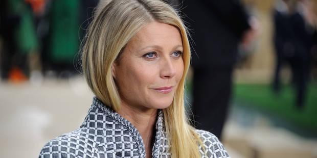 Gwyneth Paltrow est fiancée - La DH
