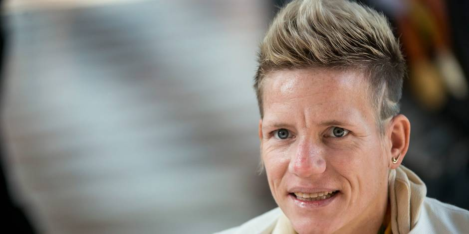 La sportive handisport Marieke Vervoort envisage l'euthanasie