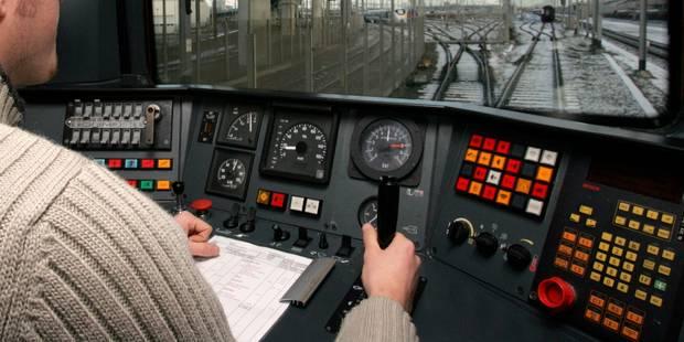 Au moins un conducteur de la SNCB aurait mené une opération escargot sauvage - La DH