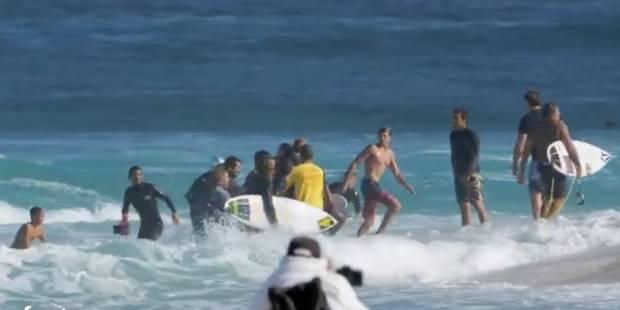 Le surfeur Dusty Payne blessé à Hawaii - La DH