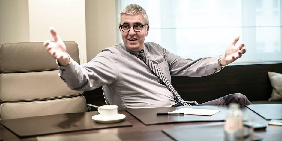 """Pour les patrons, """"Charles Michel a bien la carrure d'un Premier ministre"""" - La DH"""