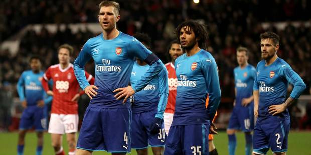 Arsenal n'a déjà plus le choix - La DH