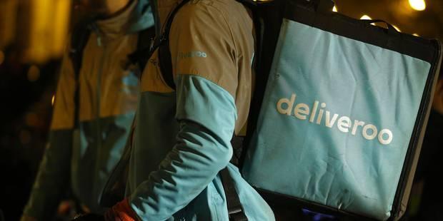 Deliveroo: sans réponse de la direction, les coursiers prévoient un arrêt de travail tous les samedis soir - La DH