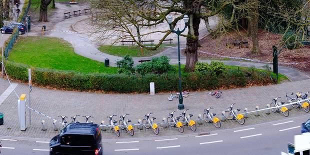 Les usagers faibles en danger à Schaerbeek - La DH