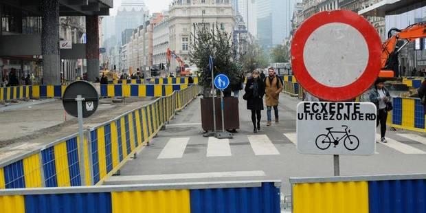 Bruxelles Mobilité contacté 14.000 fois l'année dernière - La DH