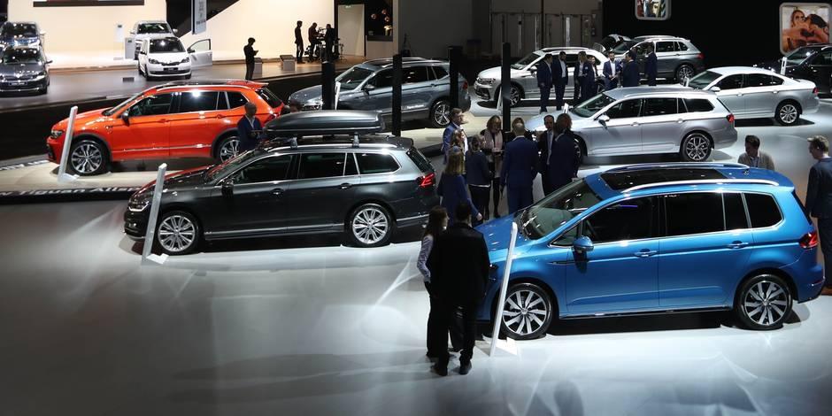 Salon de l'Auto: voici la liste des 10 immanquables (PHOTOS) - La DH