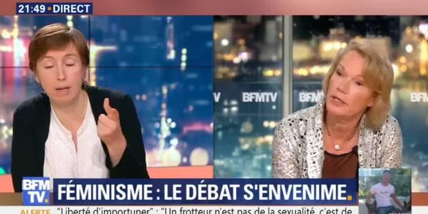 Les propos de Brigitte Lahaie sur le viol choquent la France entière (VIDEO) - La DH