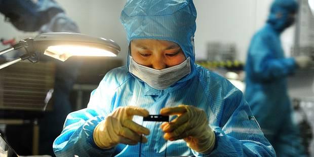 Votre smartphone Samsung assemblé par un enfant ? - La DH