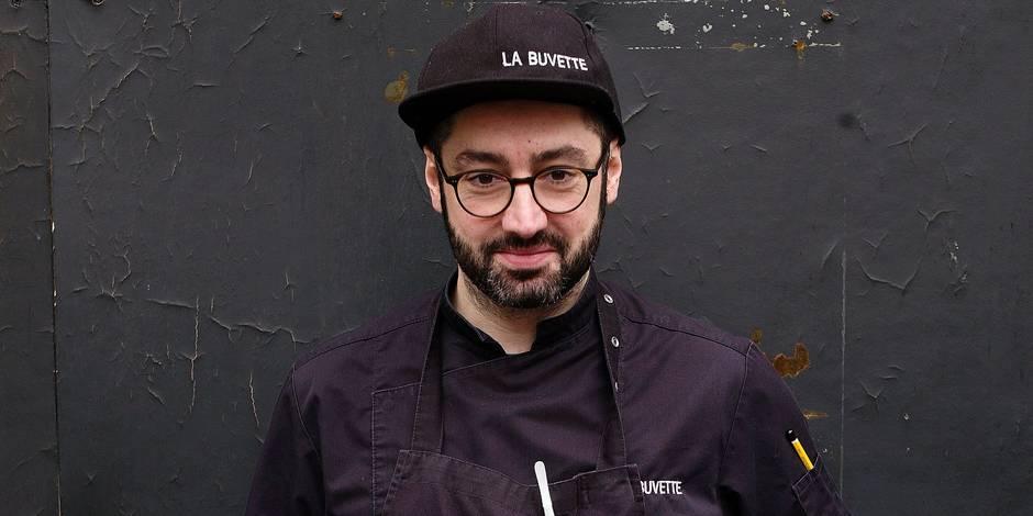 """Sortie resto: Comment Damien Brunet a réveillé """"La Buvette"""" - La DH"""