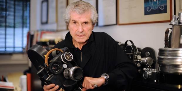 Claude Lelouch se fait dérober le seul exemplaire du scénario de son prochain film - La DH