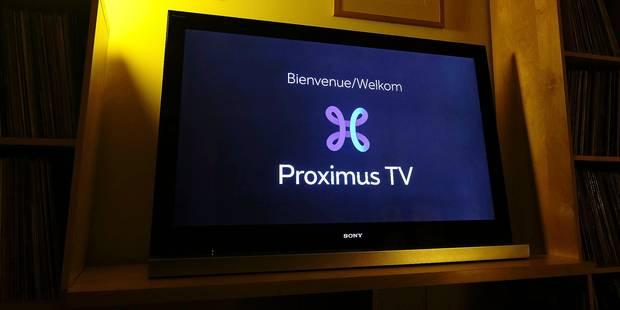 Panne chez Proximus: des escrocs en profitent - La DH