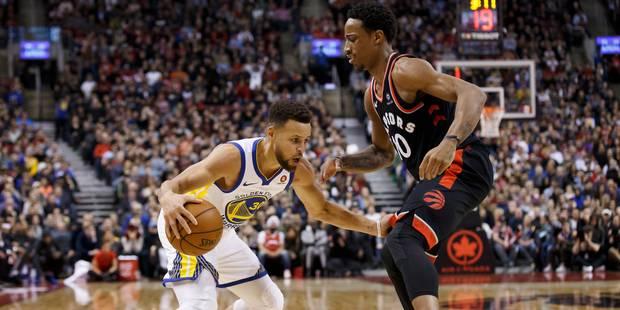 NBA: Golden State vient à bout de Toronto, San Antonio se relance - La DH