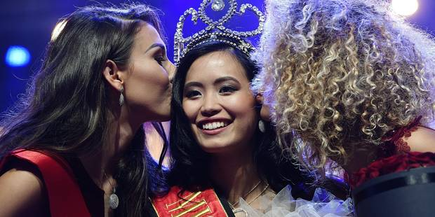 Angeline Flor Pua, une Miss Belgique des Philippines - La DH
