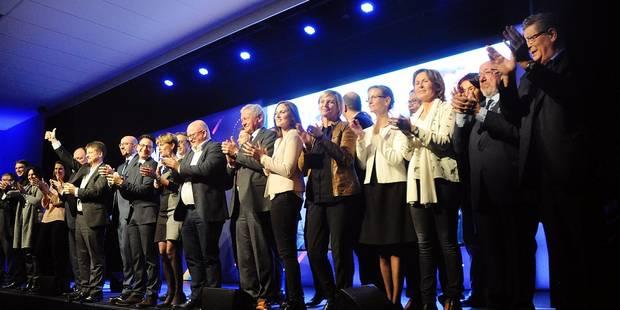 """Le MR Brabant wallon : """"Nous allons convaincre et gagner"""" - La DH"""