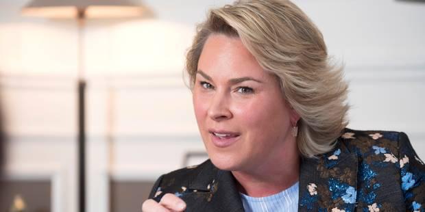 Uccle : Céline Fremault (CDH) sera tête de liste aux élections communales de 2018 - La DH