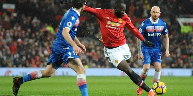 Belges à l'étranger : Manchester United conforte sa deuxième place grâce à un but de Lukaku - La DH