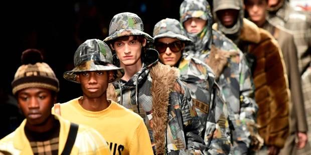 Hommes : 7 tendances à retenir de la Fashion Week de Milan - La DH