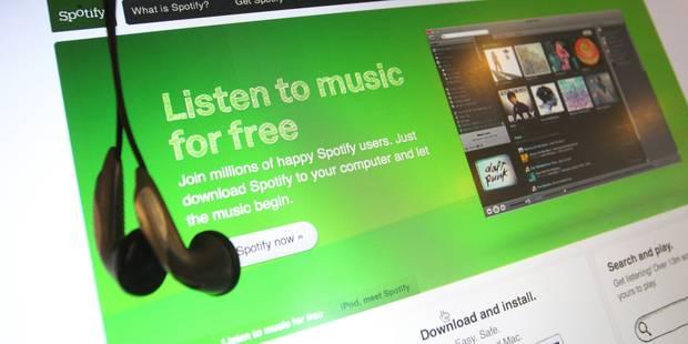 Le Belge écoute en moyenne deux heures et demi de musique par jour - La DH